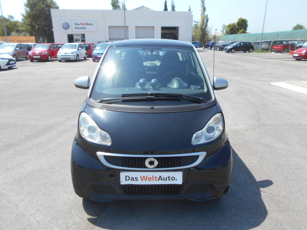 SMART FORTWO 1.0 MHD 71PS
