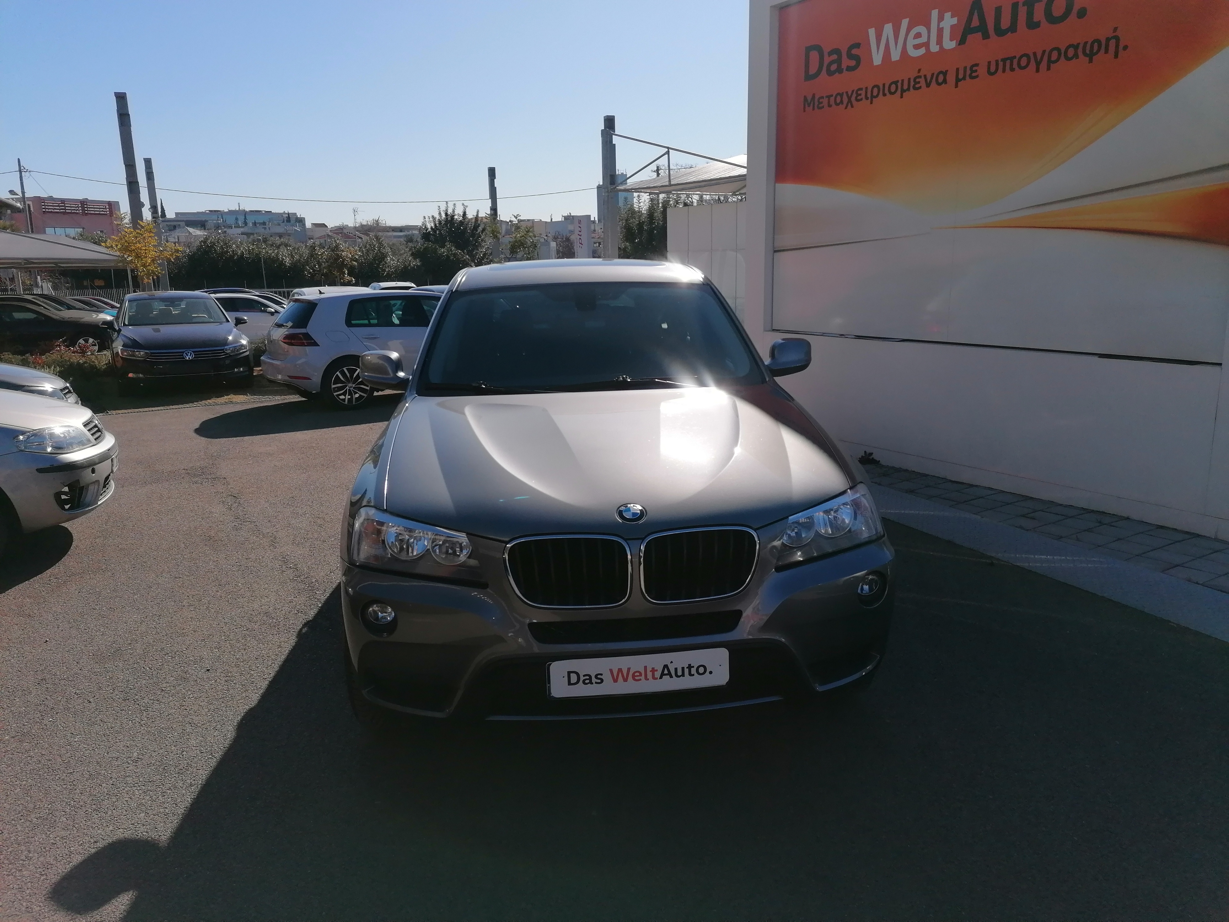 BMW X3 2.0 184PS XDRIVE