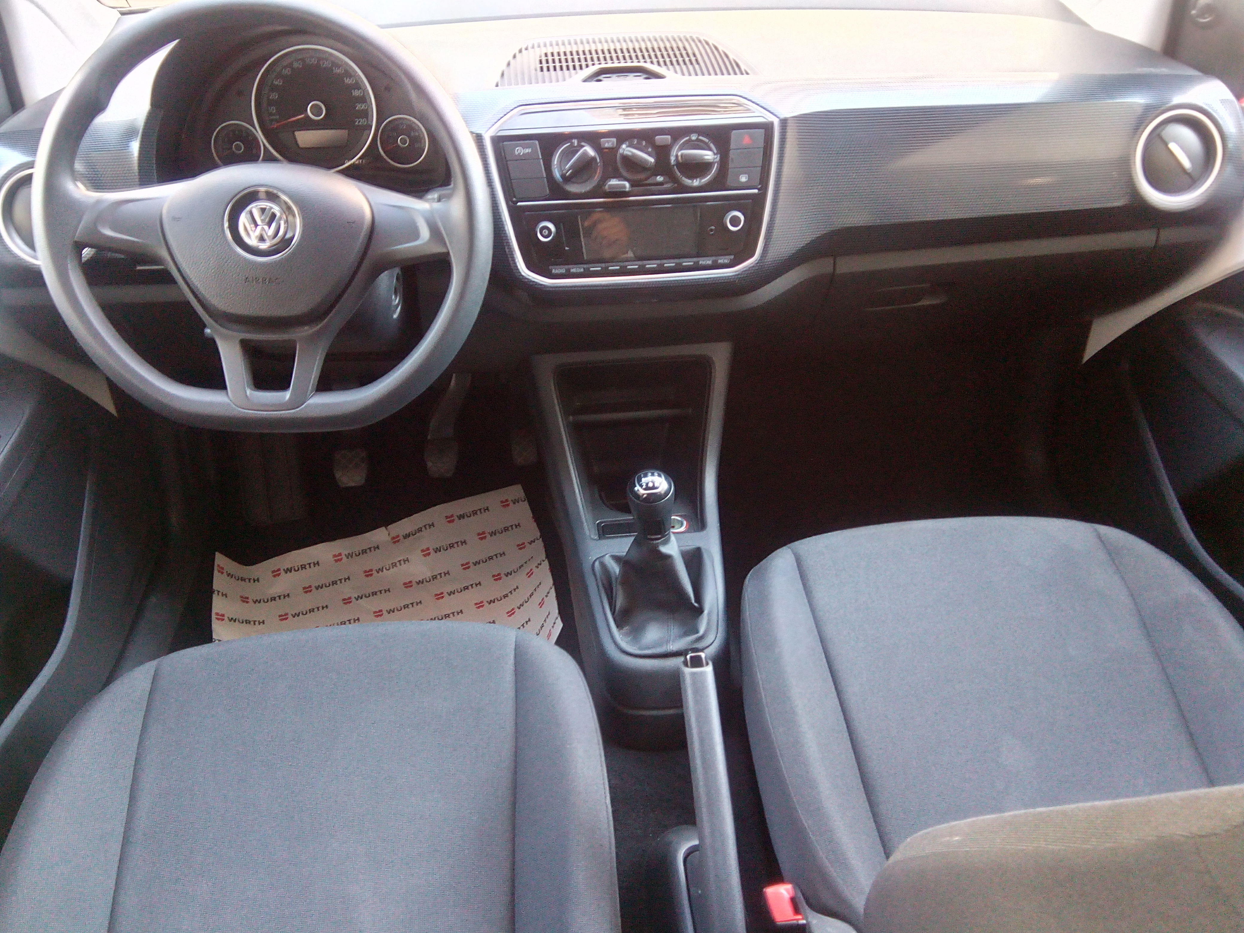VOLKSWAGEN UP! NEO MOVE UP 1.0 MPI-6
