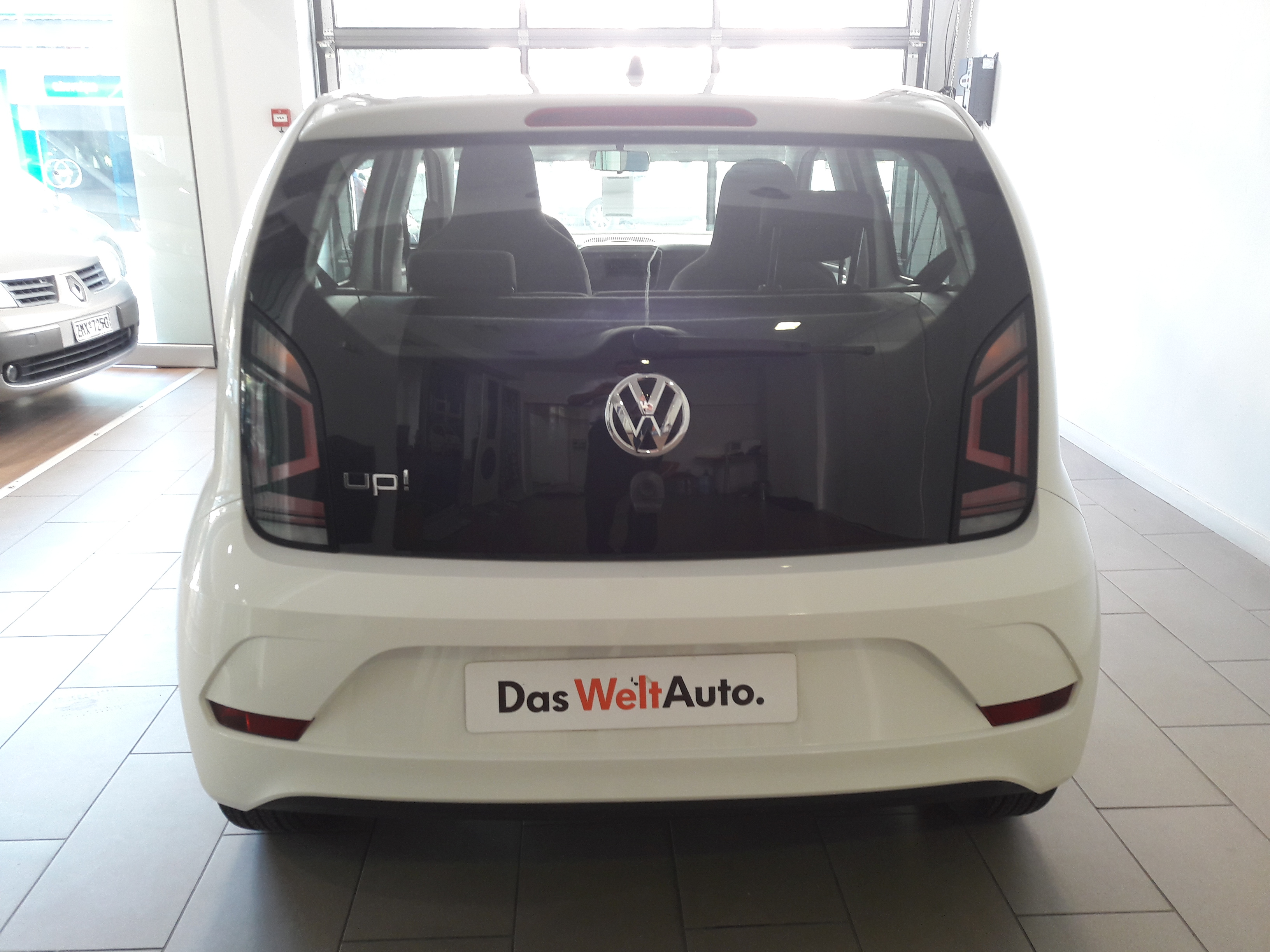 VOLKSWAGEN UP! NEO MOVE UP 1.0 MPI-5