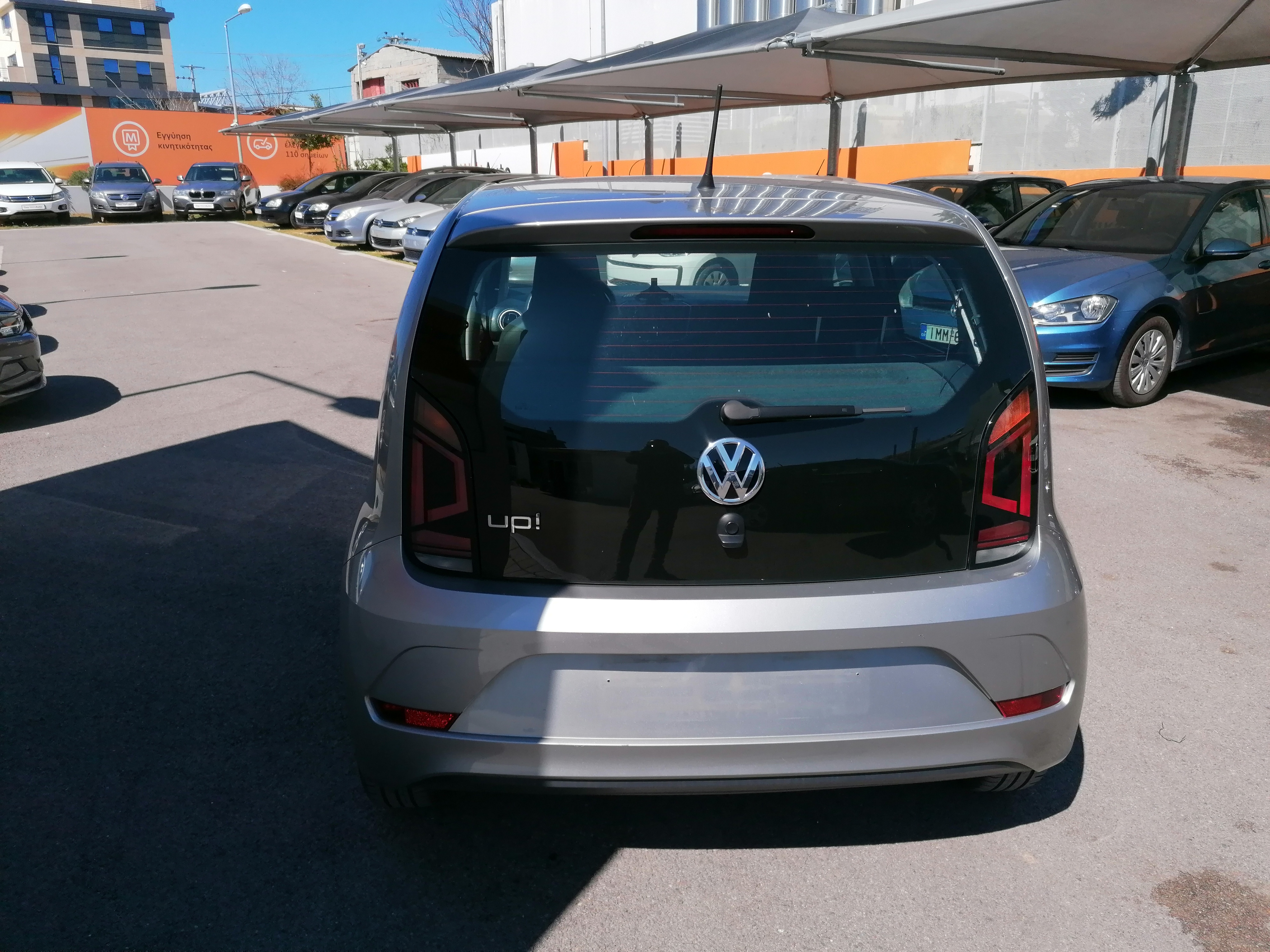 VOLKSWAGEN UP! NEW MOVE UP 1.0 MPI 60PS-6