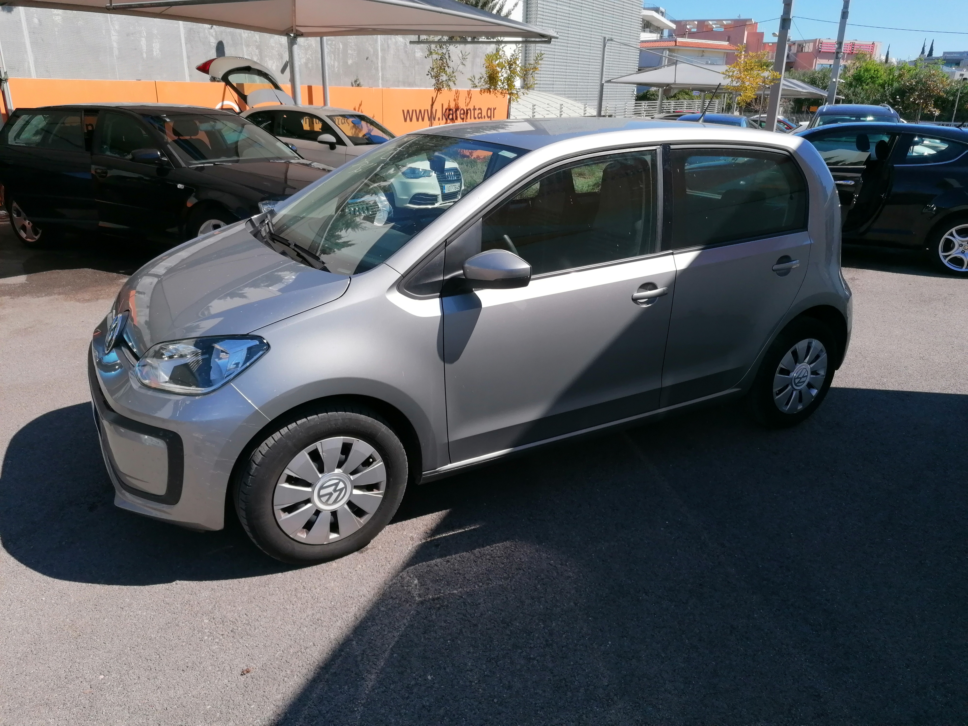 VOLKSWAGEN UP! NEW MOVE UP 1.0 MPI 60PS-3