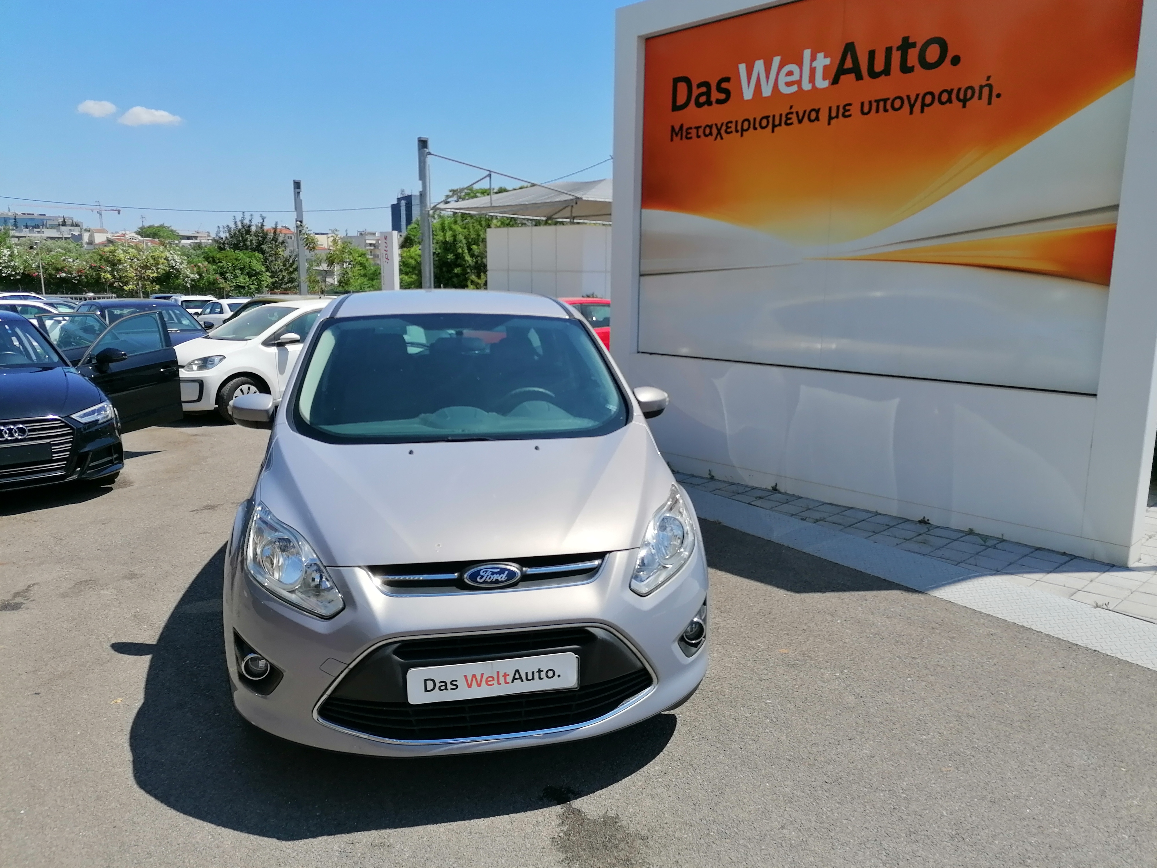 FORD C-MAX 1.6 150PS ECOBOOST