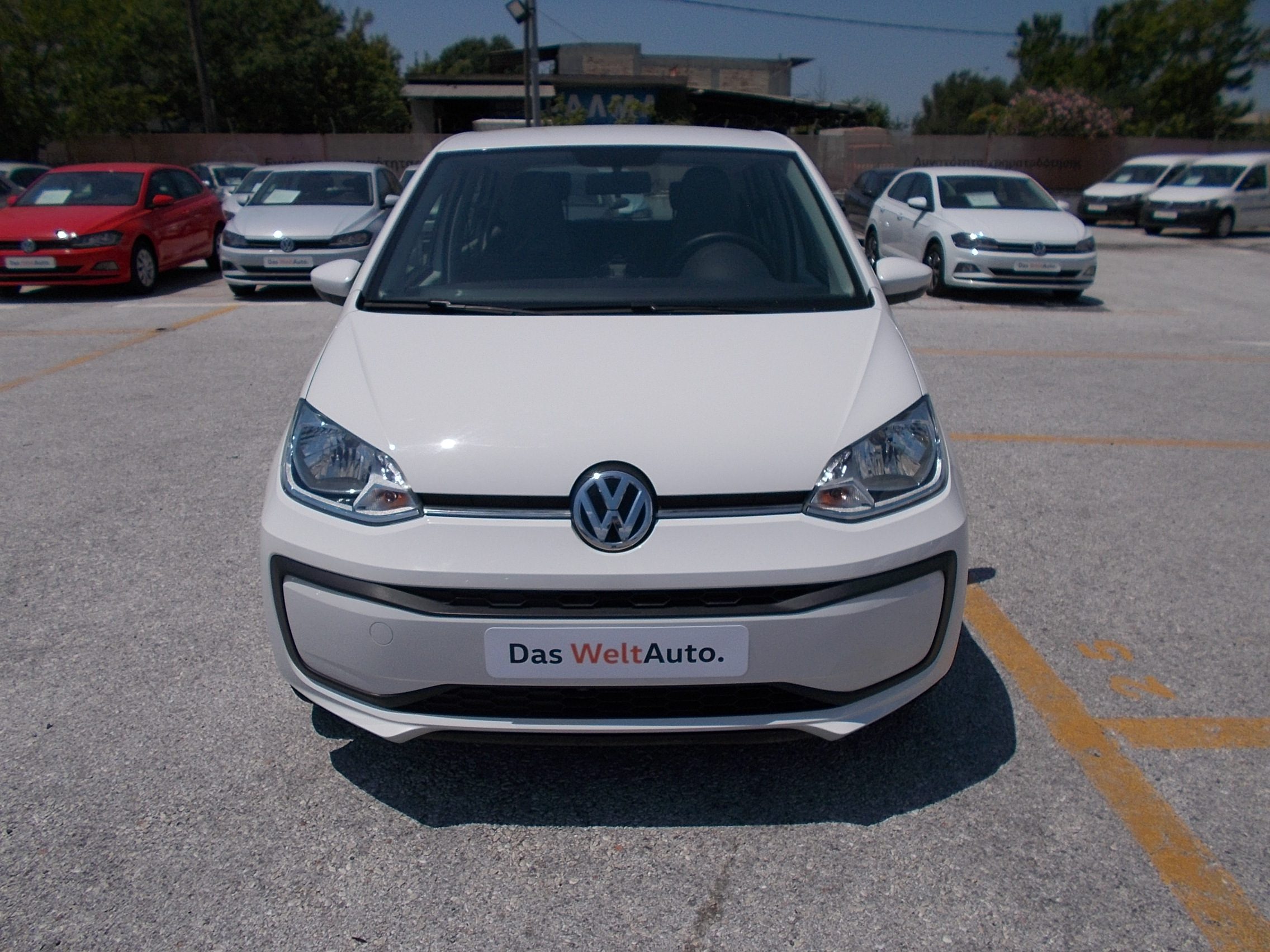 VOLKSWAGEN UP! MOVE UP 1.0 MPI