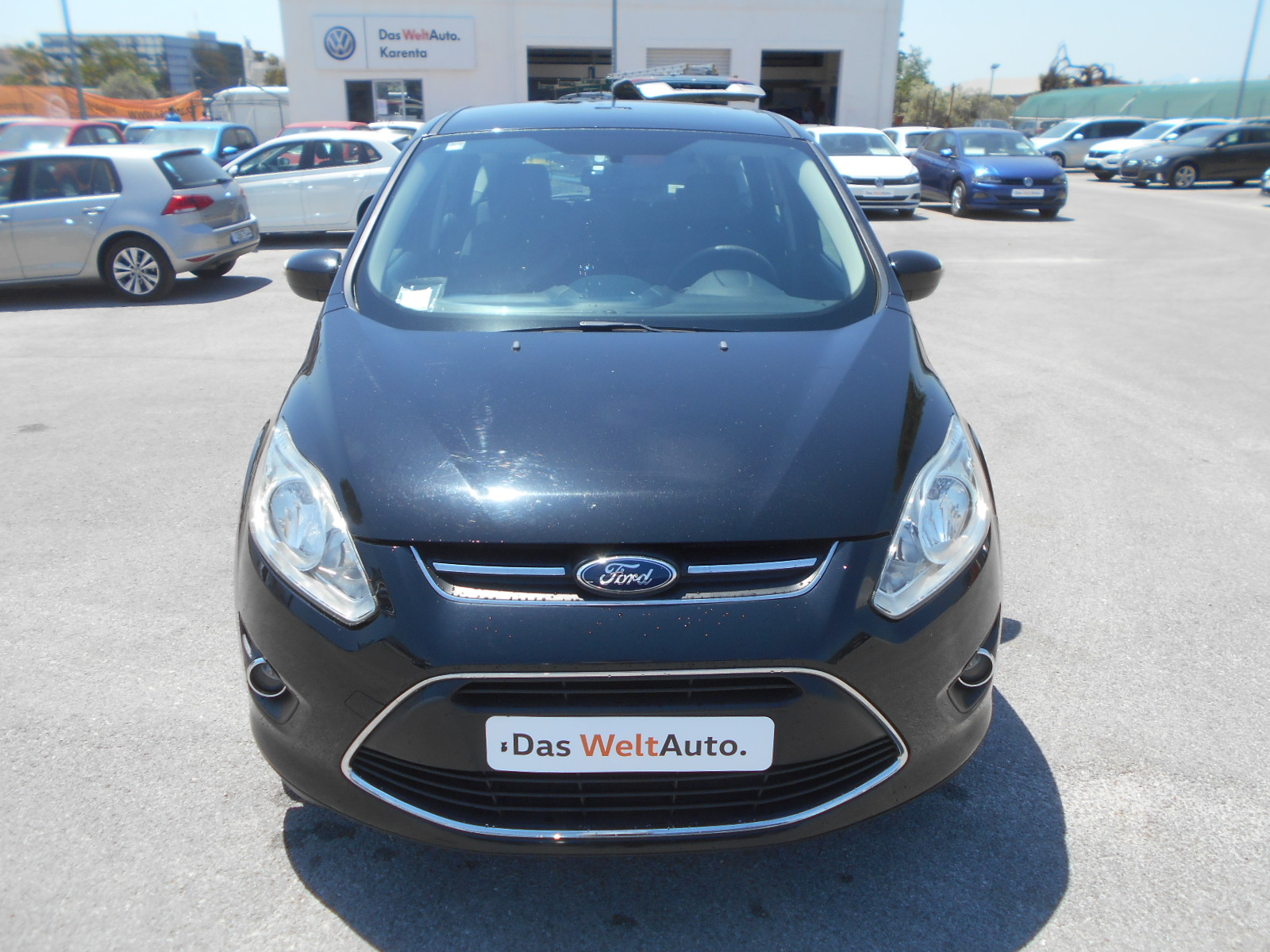 FORD C-MAX 1.6 115PS