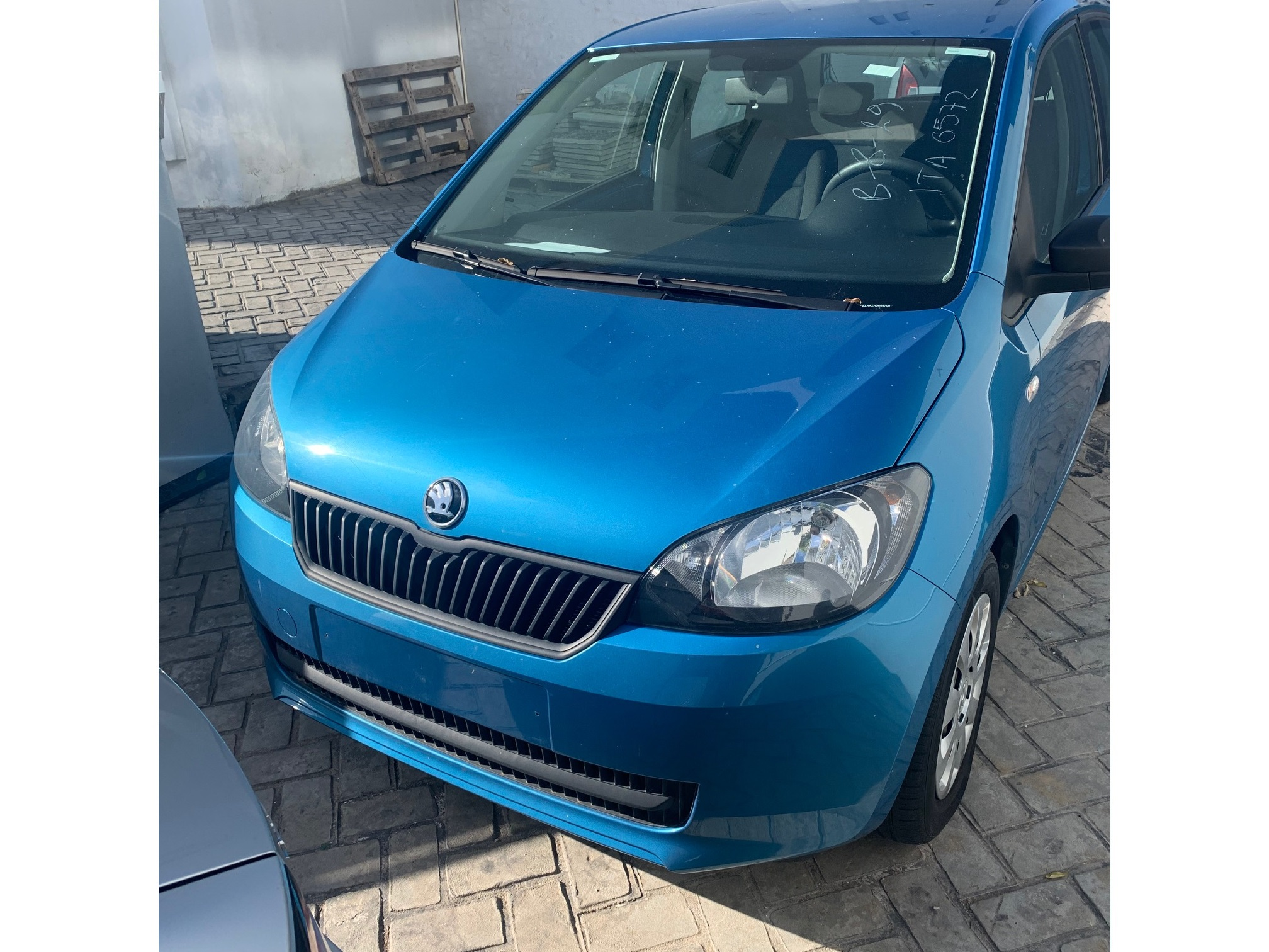 SKODA CITIGO ACTIVE 1.0 60PS