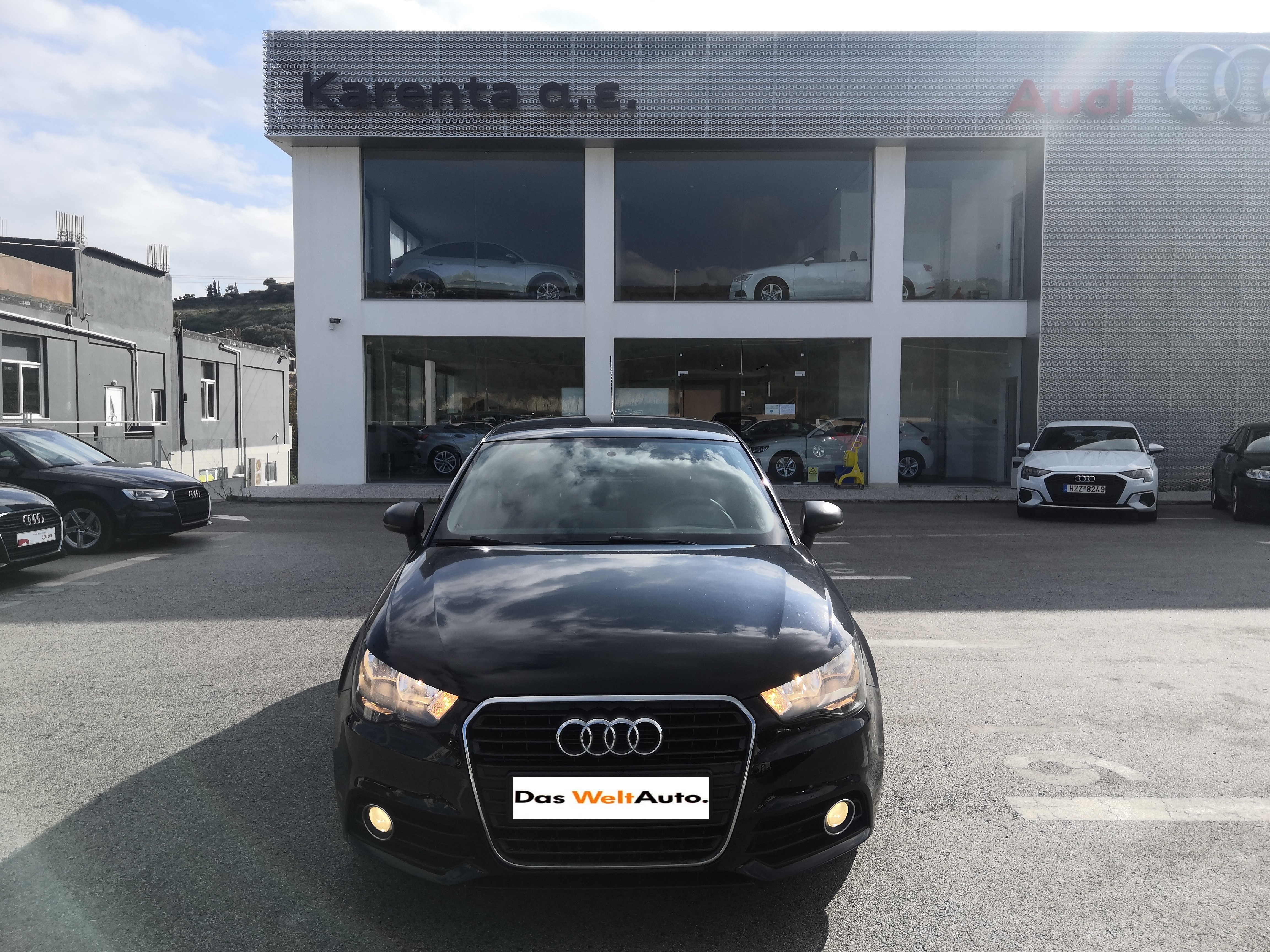 AUDI A1 A1 TFSI 1,2 ATTRACTION