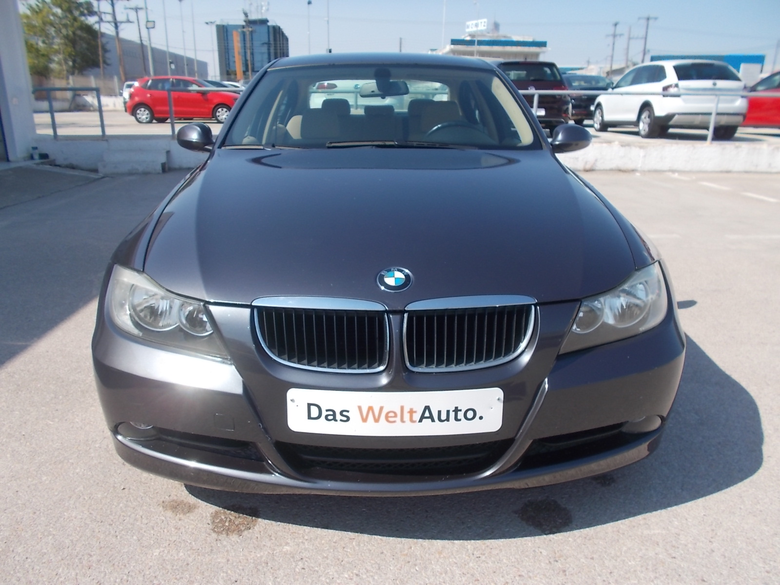 BMW 3-SERIES 1.6 122PS