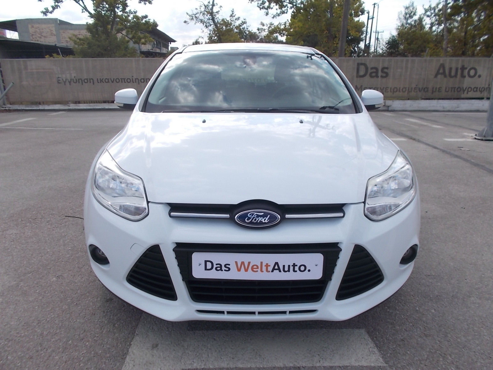 FORD FOCUS 1.0 ECOBOOST 125PS